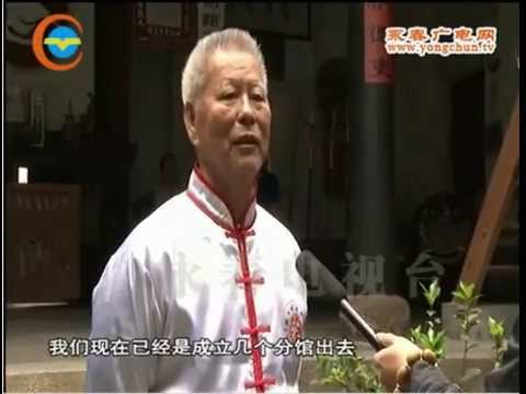 Yongchun TV, Karate Gronau in China