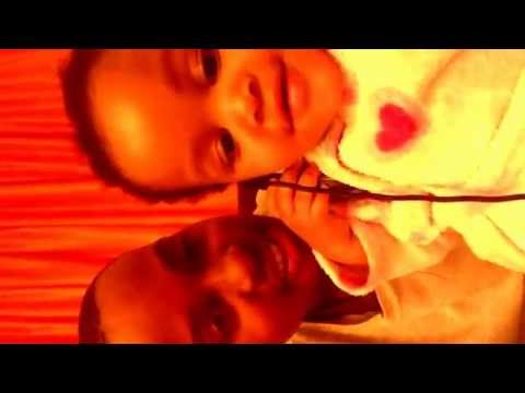 Cutest Video Ever!!! Liyana on the phone with her mommy!!! :)