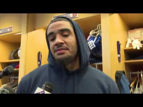 Olivier Vernon Interview | On The Loss And The End Of The Season