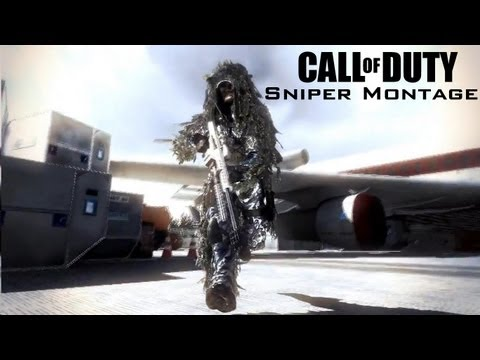 Call of Duty Modern Warfare 3 Sniper Montage | Best Quickscope Feeds