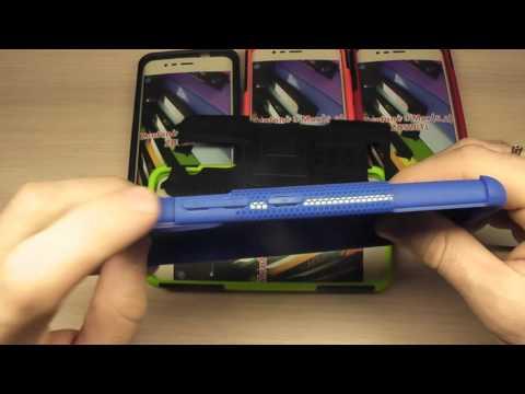 Бампер для Asus ZenFone 3 Max (ZC520TL) ARMOR обзор