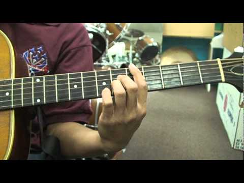 3/3 How To Play ONLY HOPE By Switchfoot On Guitar-Tutorial-by Kenneth Lee/Akintomeatloaf