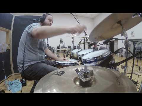 """""""Frankendrum"""" Studio Session, Song 1 Raptor"""