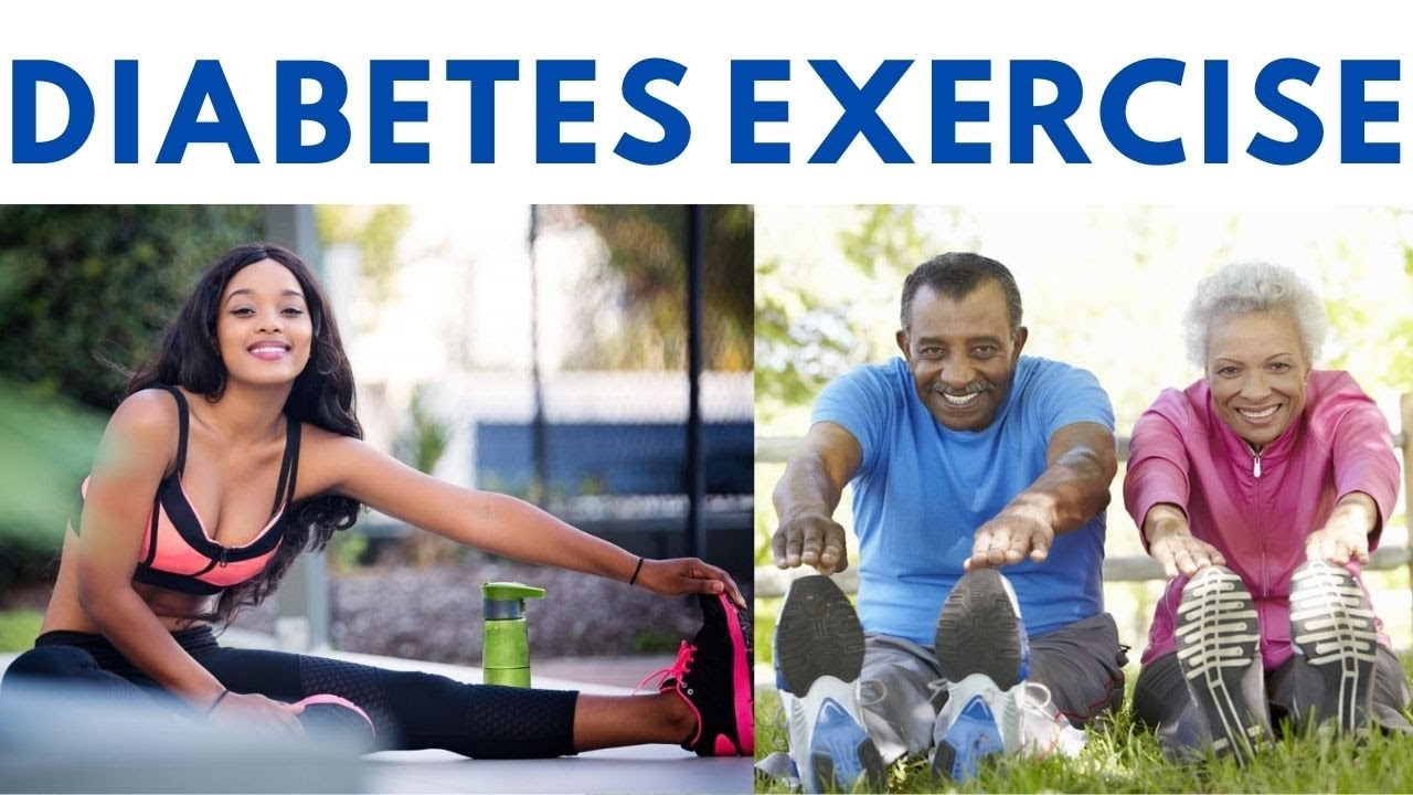 Exercise For People With Diabetes | Diabetes Exercises At Home Workout