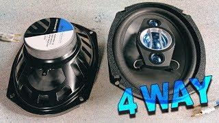 Scosche 4-WAY 6x9 Speakers - HMMM