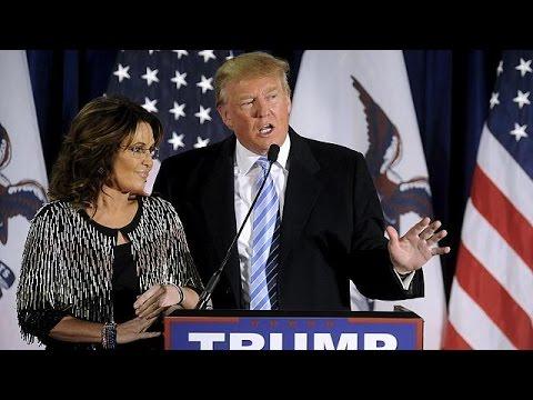 Sarah Palin is Donald