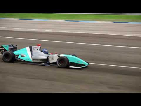 Project CARS 2 Online Race # 7 Indy Oval Formula Renault