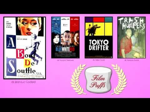 The Film Puffs Podcast #2 - Breathless (1960) The Three Colours Trilogy (1994)...