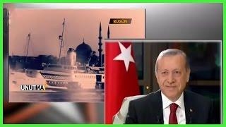 Sayın Recep Tayyip Erdoğan Ezan  -    فرح رجب طيب أردوغان بالأذان