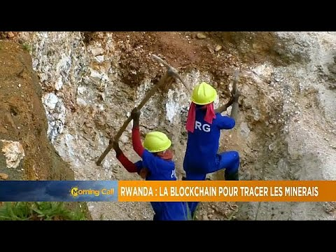 Rwanda's first tantalum-tracking blockchain [The Morning Call]