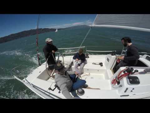 Sailing San Francisco Bay Area