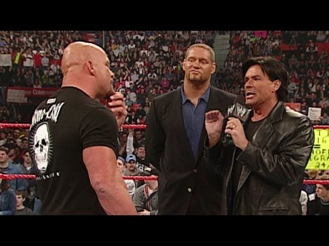 CoGeneral Managers of Raw Stone Cold Steve Austin and