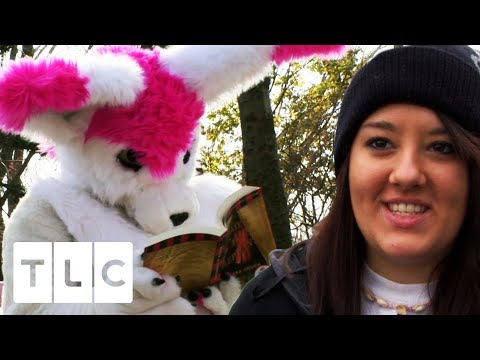 Meet The Woman Who Wears Fursuits Everyday | My Strange Addiction