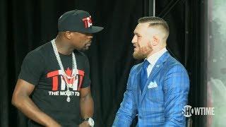 Mayweather vs McGregor World Tour: Toronto Press Conference Highlights thumbnail