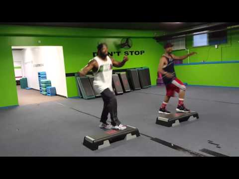 Xtreme Hip Hop with Phil: Bet you can't do it