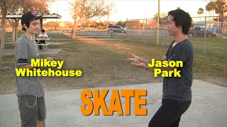 Jason Park VS Mikey Whitehouse SKATE Saturdays