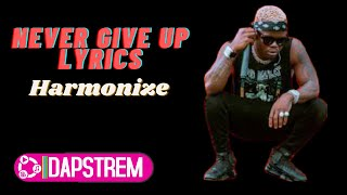 harmonize---never-give-up