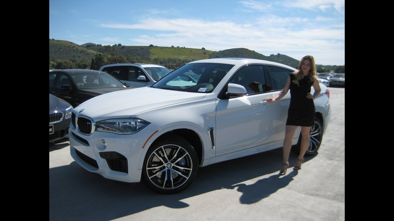 New Bmw X6 M 20 M Wheels Exhaust Sound Review X6m Youtube