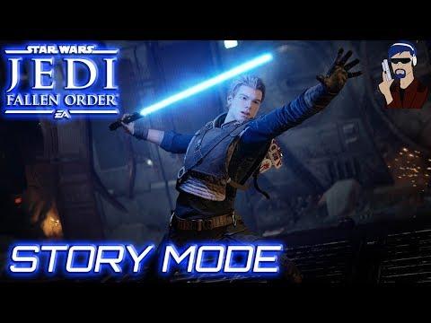 Star Wars Jedi Fallen Order - Story Mode Gameplay