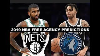 Predicting Where The Top 25 NBA Free Agents Will Sign In 2019 Offseason