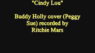 Cindy Lou -  Ritchie Mars