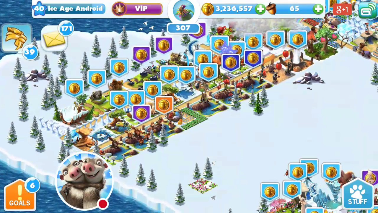 ice age village short toilet gameplay  youtube
