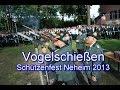 Vogelschießen Schützenfest Neheim 2013 - Dominik Reuther neuer König! (FullHD) #neheimfeiert