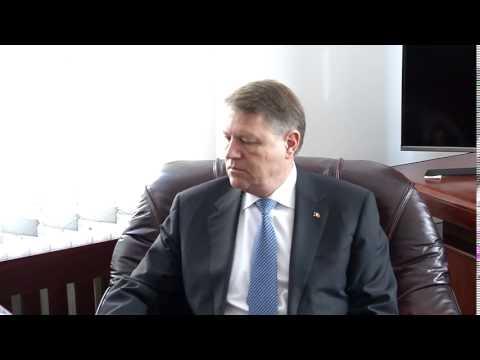 STIRIPESURSE.RO Intalnirea Avocatului Poporului cu presedintele Klaus Iohannis