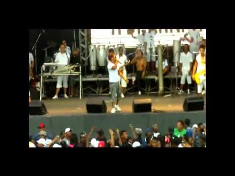 A Bronkka - Part. Mário Brasil • Salvador Fest 2011 [Yes Pagodão ®]