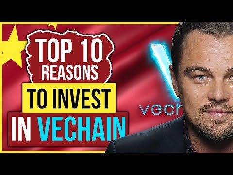 VeChain THOR (VET) - Top 10 Reasons To Invest - News & Predictions! Ultimate Guide