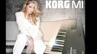 """Sandra Cretu """"Lovelight In Your Eyes"""" and Dedication to Korg M1"""