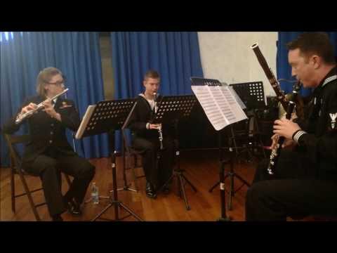 Groups Banda NATO al Conservatorio Nicola Sala