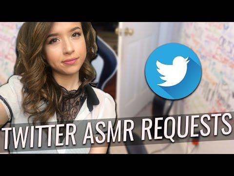 YOUR ASMR Twitter Requests! ^_^
