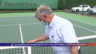 Yvelines | Les sports autorisés dans les Yvelines après le déconfinement