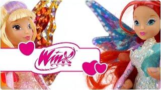 Winx Club - Scopriamo insieme le Bambole Winx Tynix!