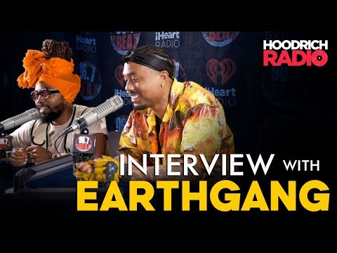 DJ Scream - Earthgang on Creating a Global Wave, Outkast Comparisons, J Cole, & More