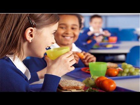 Como Instalar e Administrar Uma Escola Infantil - Alimentação