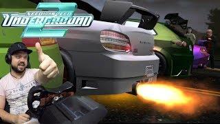 Как же он ВАЛИТ! Need for Speed: Underground 2