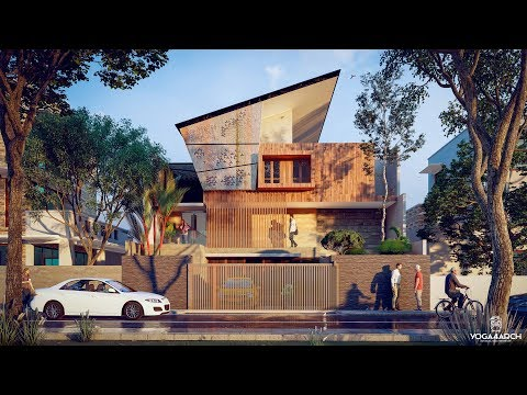 LUMION 10 RENDERING EXPERT SERIES#20 PRIVATE RESIDENCE