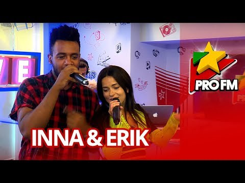 INNA - Ruleta (feat. Erik) | ProFM LIVE Session
