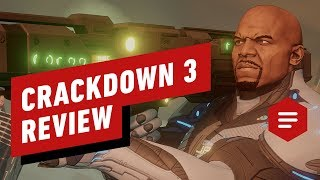 Crackdown 3 Campaign Review