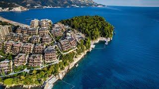 Видеопрезентация отеля Dukley Hotel Resort 5 Черногория