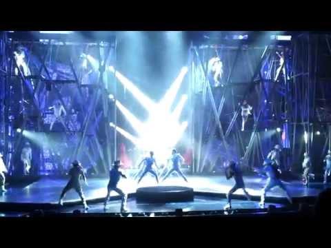 Smooth Criminal, Cirque du Soleil Mandalay Bay Las Vegas