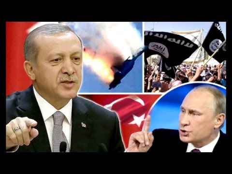 Sott Radio: Erdogan, the Su-24 shoot-down, CIA-NATO in Turkey, and containing Russia