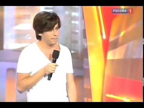 Галкин пародия на Диму Билана, Моисеева и т  д  360