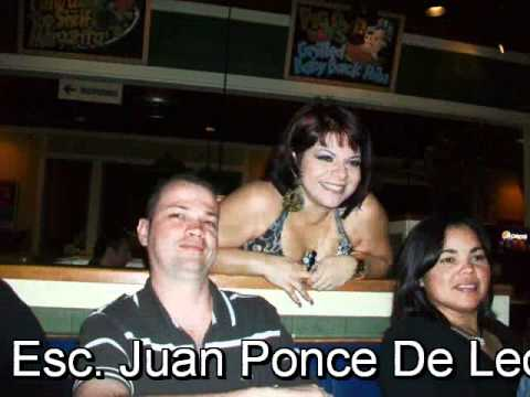 Exodo 93/ Esc. Juan Ponce De Leon II/Florida,PR