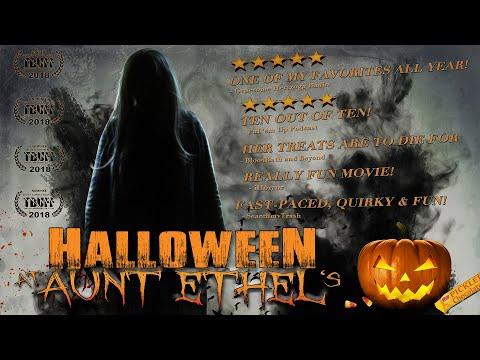Halloween at Aunt Ethel's trailer