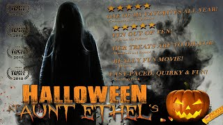 Halloween at Aunt Ethel's Official Movie Trailer