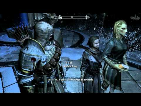 Modded Skyrim Episode 30 - Going to College!