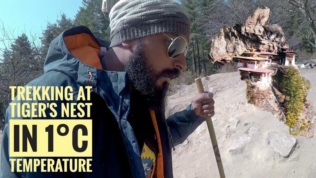 || TREKKING AT TAKTSANG, TIGER'S NEST || PARO, BHUTAN ||